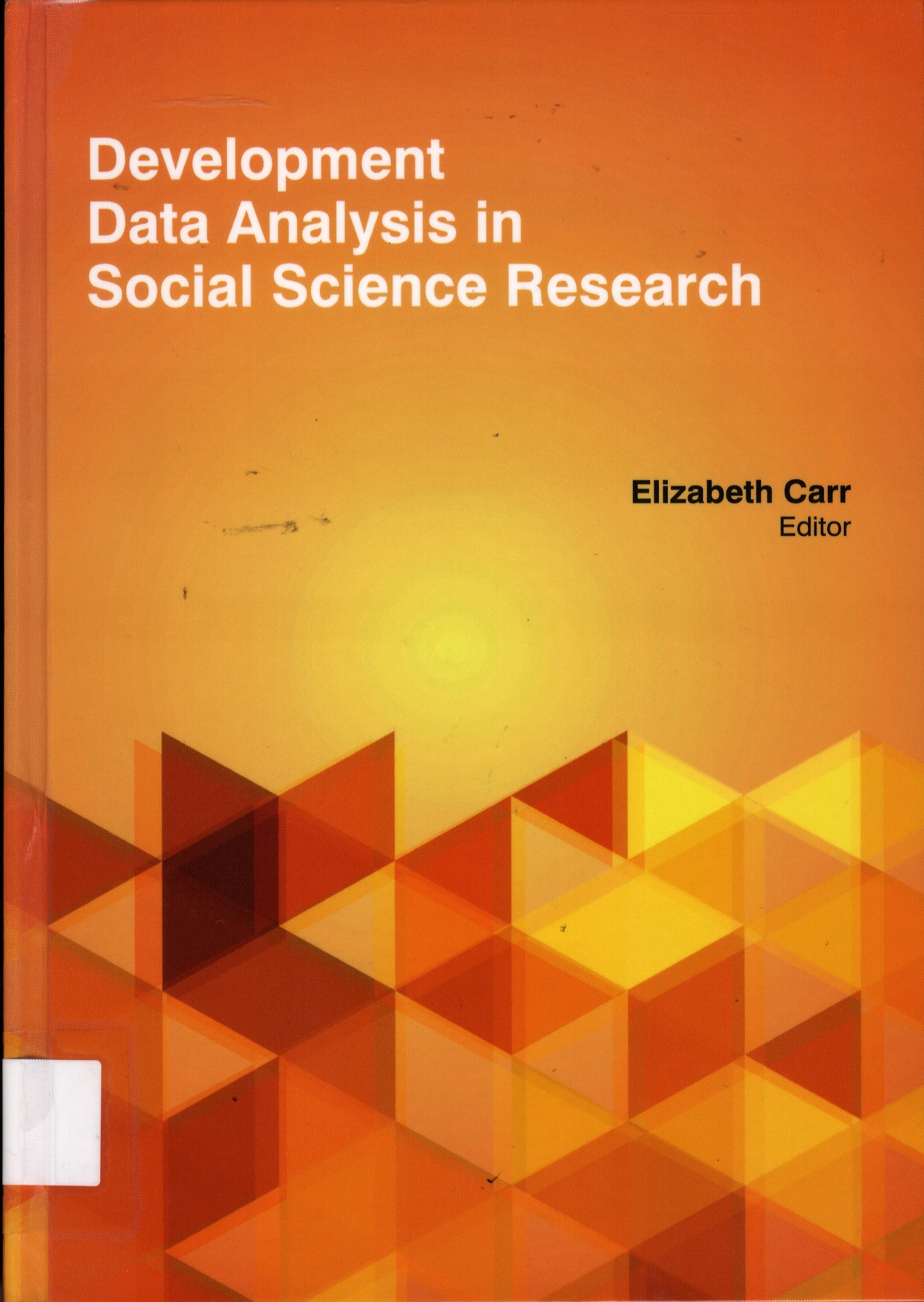 DEVELOPMENT DATA ANALYSIS IN SOCIAL SCIENCE RESEARCH
