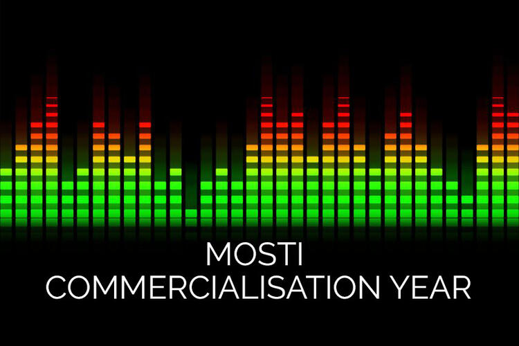 MOSTI - Commercialisation Year